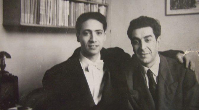 Paris, 1952. Amokrane, Jean et l'internationale des étudiants anticolonialistes