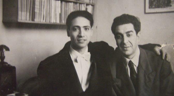 Paris, 1952. Amokrane, Jean et l'internationale des étudiants anticolonialistes