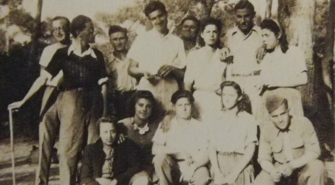 Élie Chaïa (1926-2016). Les années 1940 d'un jeune juif algérien
